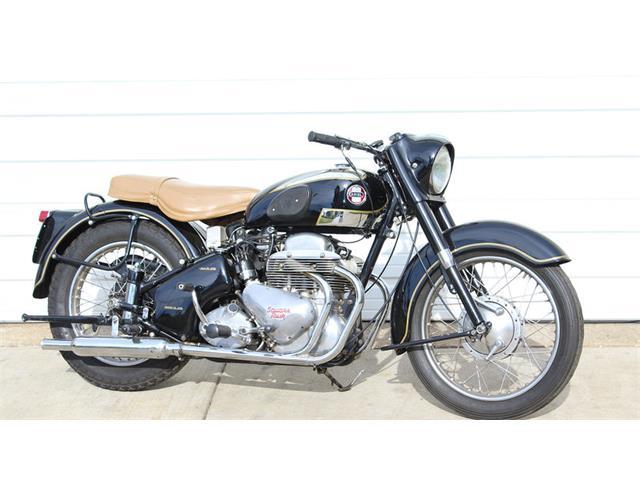 1956 Ariel Motorcycle | 929734