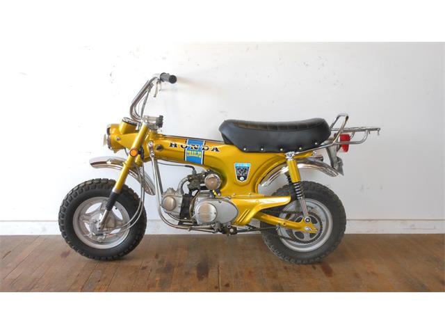 1970 Honda Motorcycle | 929749