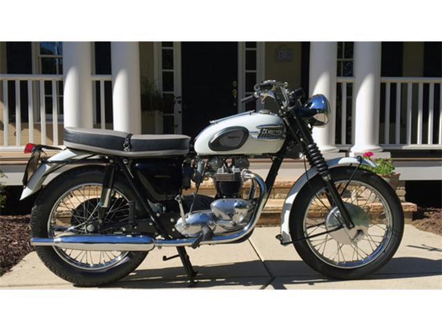 1963 Triumph Bonneville | 929753