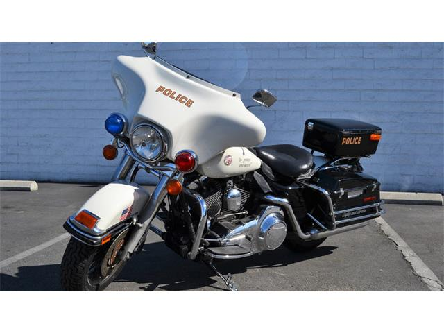 2007 Harley-Davidson Electra Glide Police | 929760
