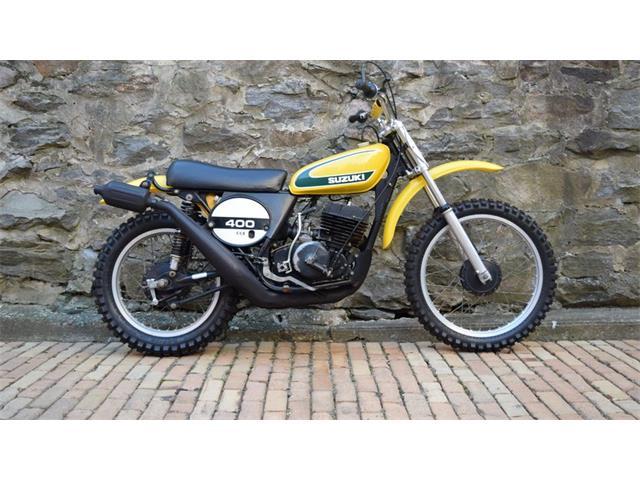 1974 Suzuki 400 Widowmaker   929762