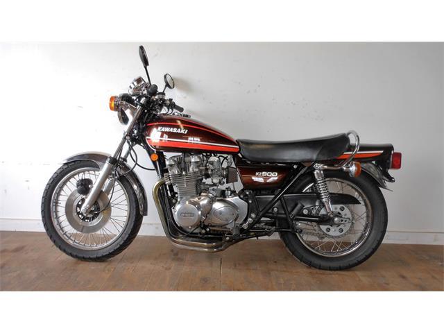 1976 Kawasaki Motorcycle | 929768