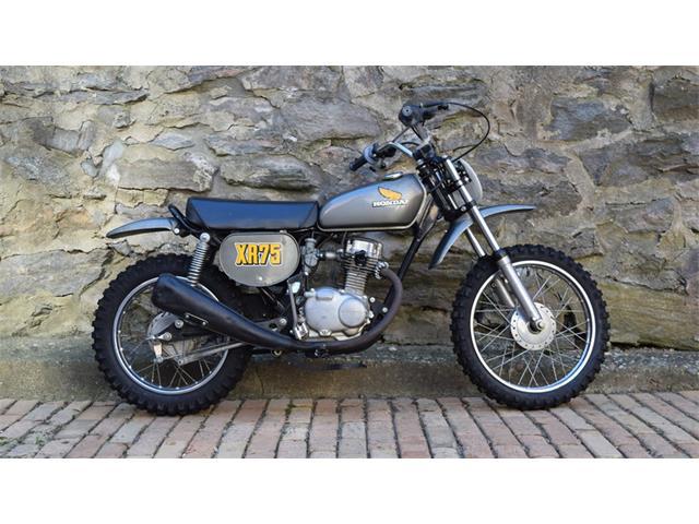 1974 Honda XR75 | 929769