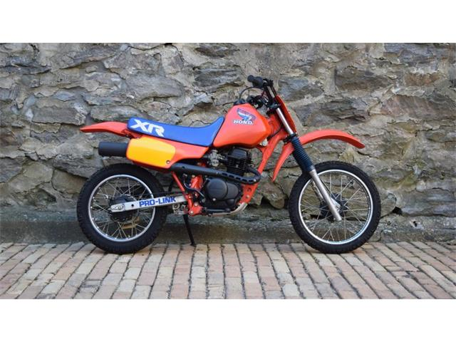 1985 Honda XR80R | 929770