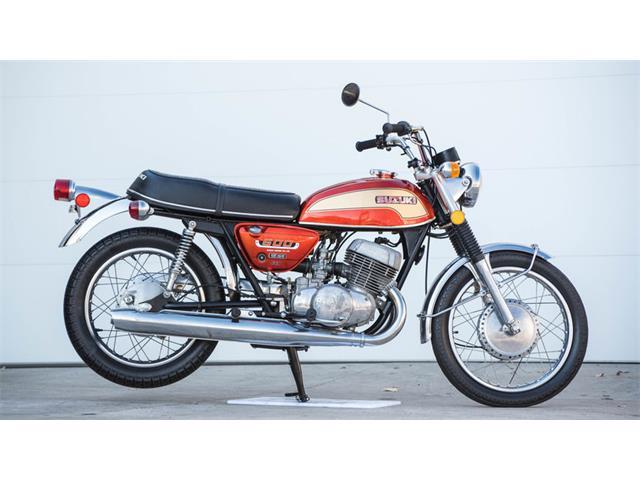 1974 Suzuki T500   929772
