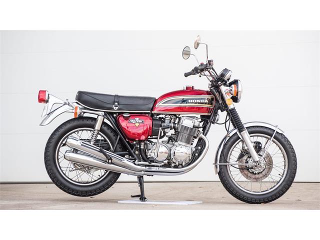1976 Honda Motorcycle | 929779
