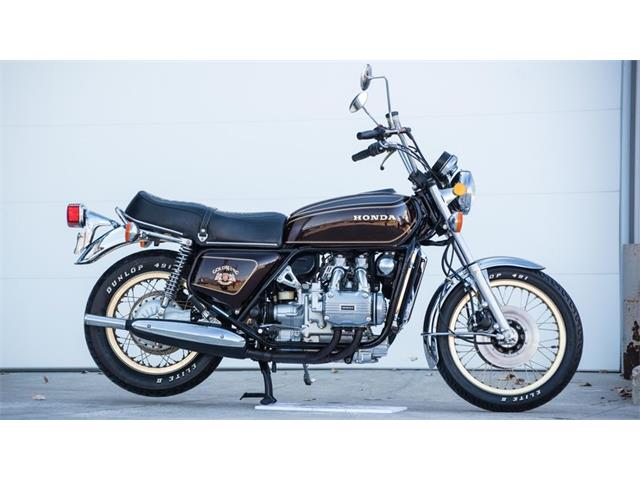 1976 Honda Goldwing 1000 | 929780