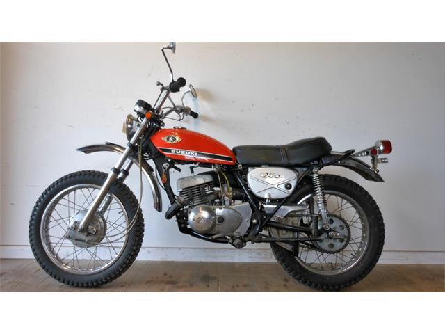 1970 Suzuki Motorcycle | 929782