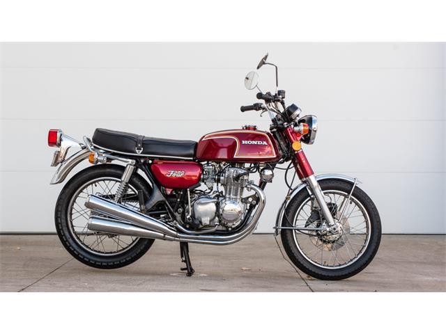 1973 Honda CB 350 Four | 929784