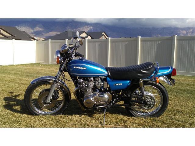 1976 Kawasaki Motorcycle | 929787