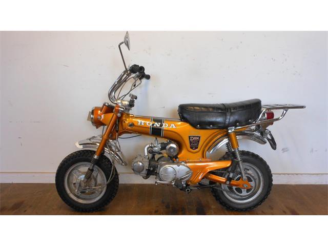 1970 Honda ST70 Dax | 929790