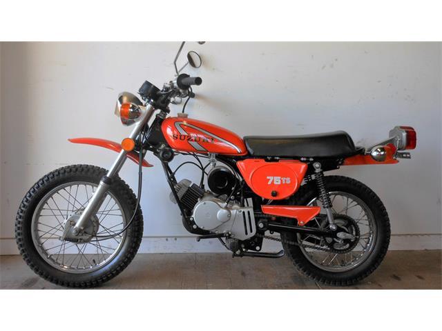 1974 Suzuki TS75 | 929791