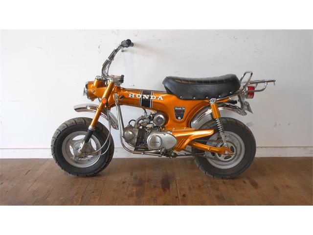 1970 Honda Motorcycle | 929792