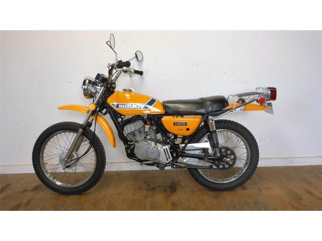 1973 Suzuki Motorcycle | 929793