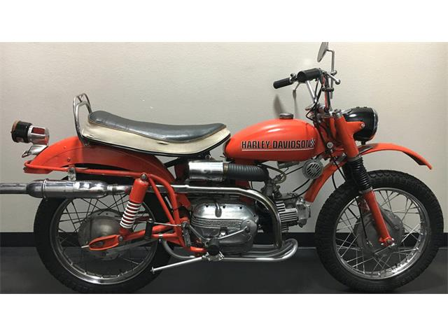 1964 Harley-Davidson Sprint | 929795