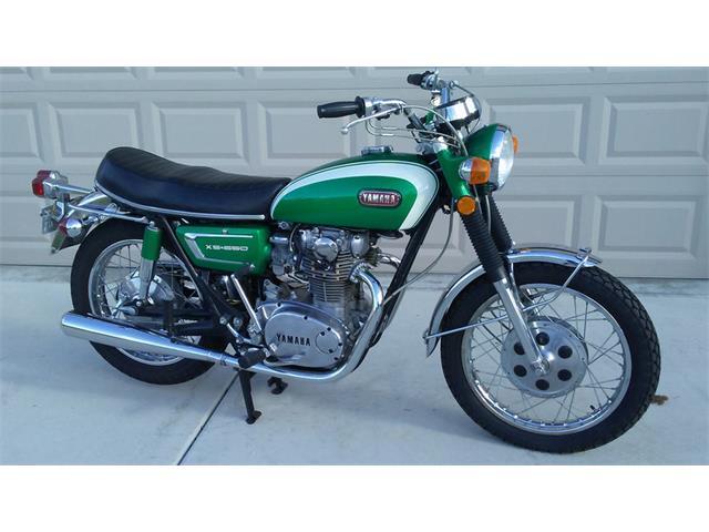 1970 Yamaha Motorcycle | 929796