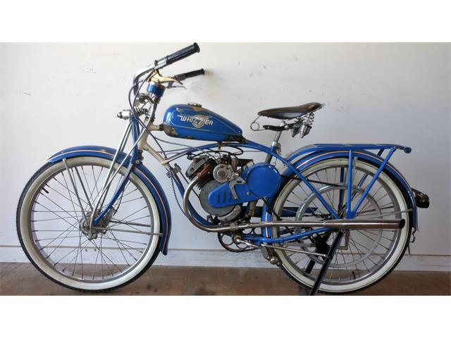 1948 Whizzer Motorcycle | 929799
