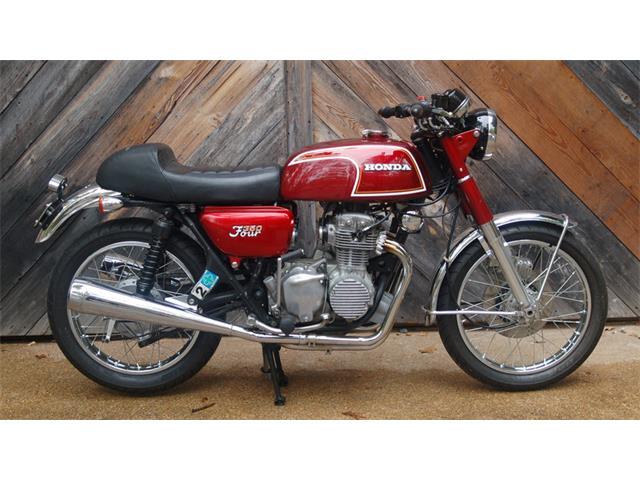 1973 Honda CB350 Four | 929806