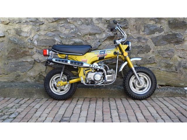 1972 Honda Trail 70 | 929809