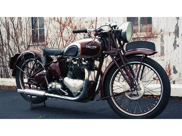 1938 Triumph Speed Twin | 929813