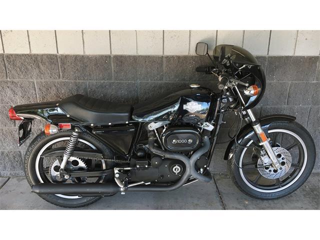 1978 Harley-Davidson XLCR Cafe Racer | 929815