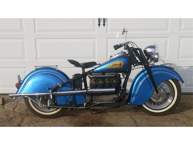 1941 Indian Motorcycle | 929818
