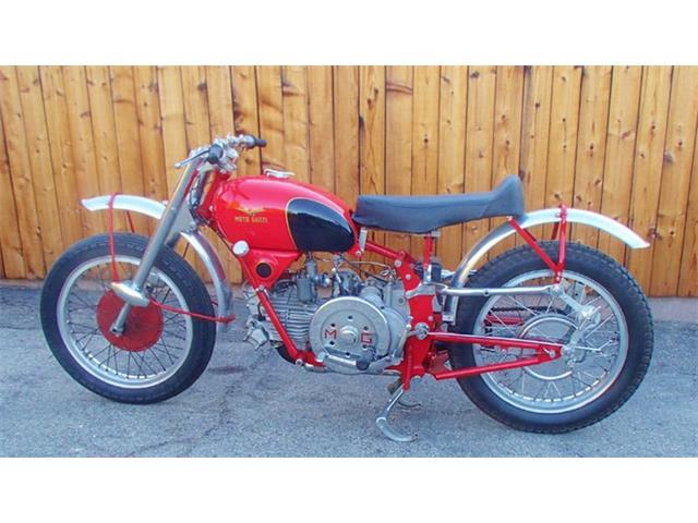 1953 Moto Guzzi Falcone Competition | 929824