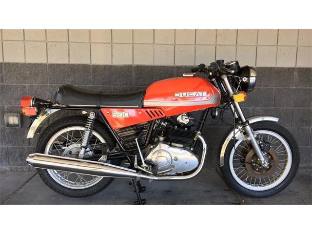 1977 Ducati 500 GTL | 929826