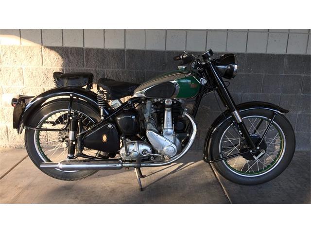 1950 BSA Motorcycle | 929828
