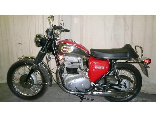 1970 BSA Lightning | 929829