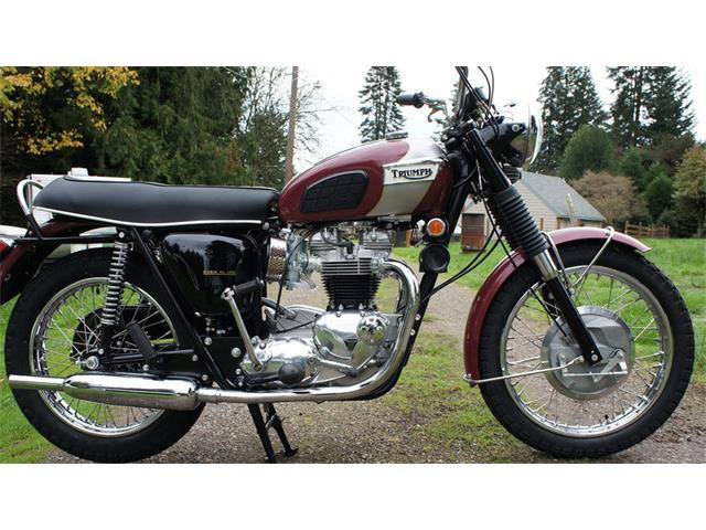 1970 Triumph Bonneville | 929831