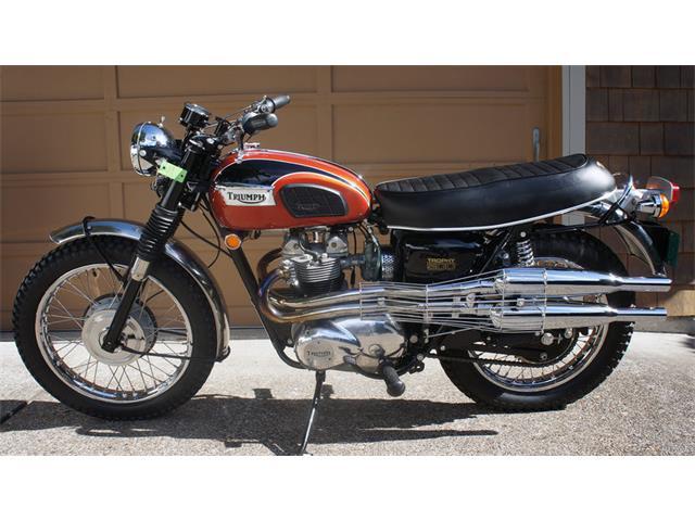 1971 Triumph T100C | 929832