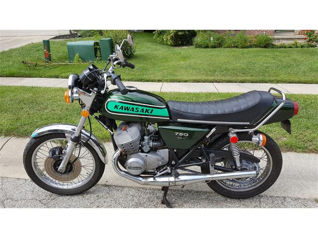 1974 Kawasaki H2 Mach IV | 929836