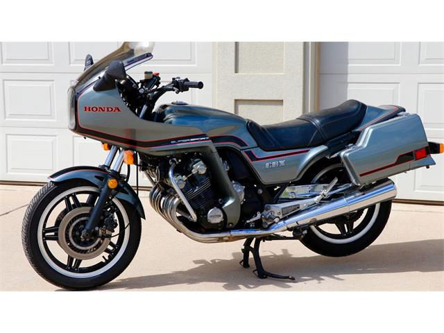 1981 Honda CBX Supersport   929837