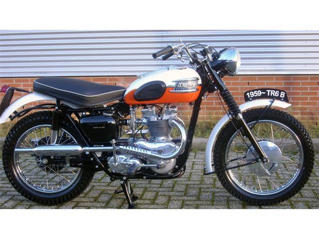 1953 Triumph Trophy Bird | 929839