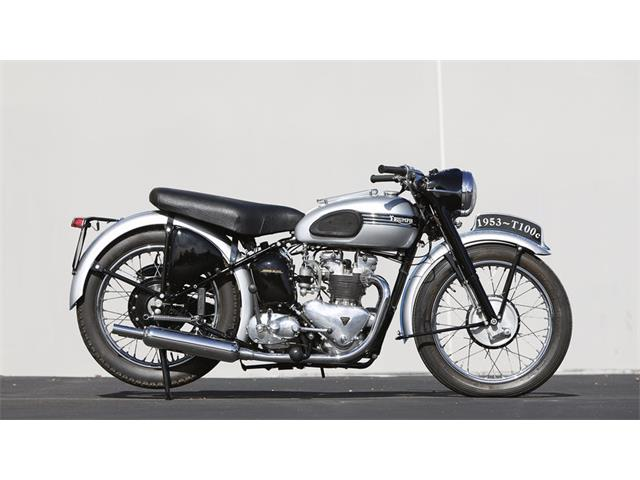 1953 Triumph T100C | 929840
