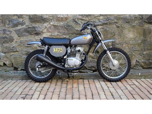 1974 Honda XR75   929841