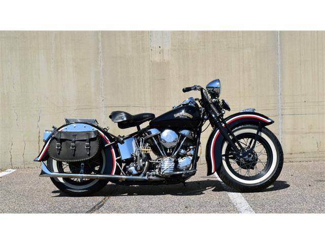 1958 Harley-Davidson FLH   929842