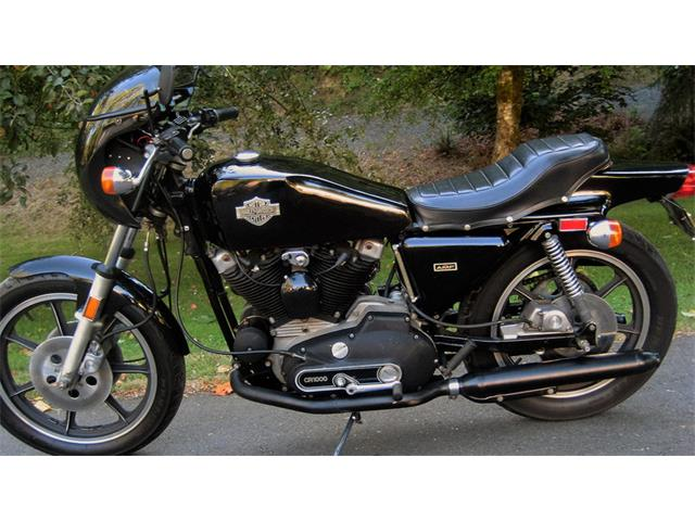1977 Harley-Davidson Motorcycle | 929843