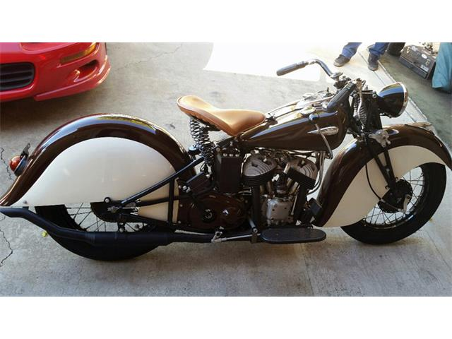 1940 Indian Motorcycle | 929853