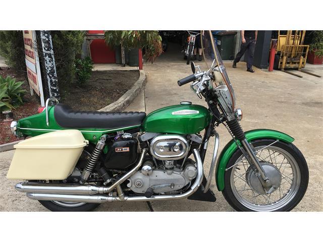 1970 Harley-Davidson 1000 Boat Tail | 929860