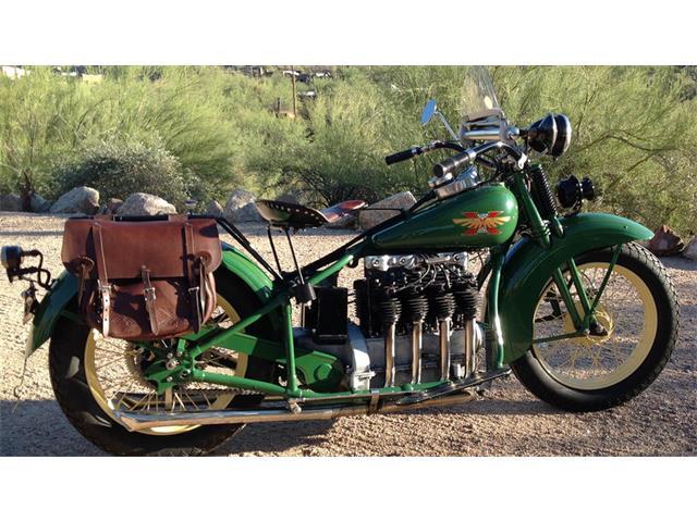 1929 Henderson KJ Model | 929864