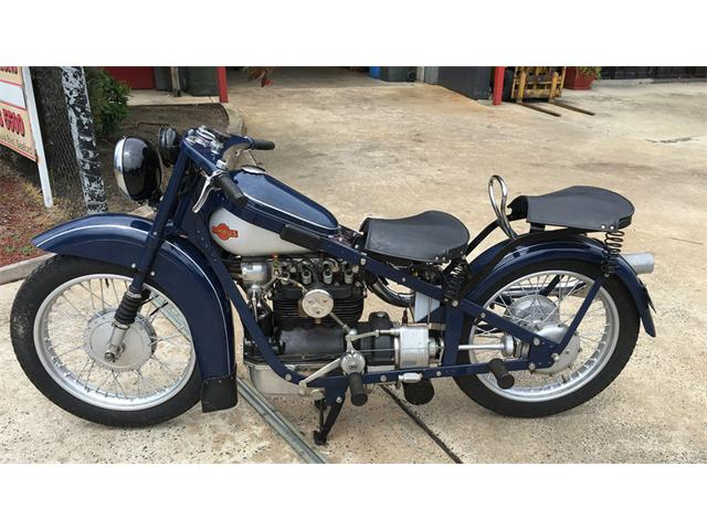 1944 Nimbus Motorcycle | 929867