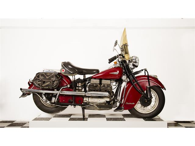 1941 Indian Motorcycle | 929869