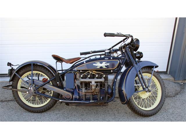 1928 Henderson Motorcycle | 929874