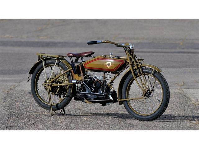 1919 Harley-Davidson 19W Sports Twin | 929878