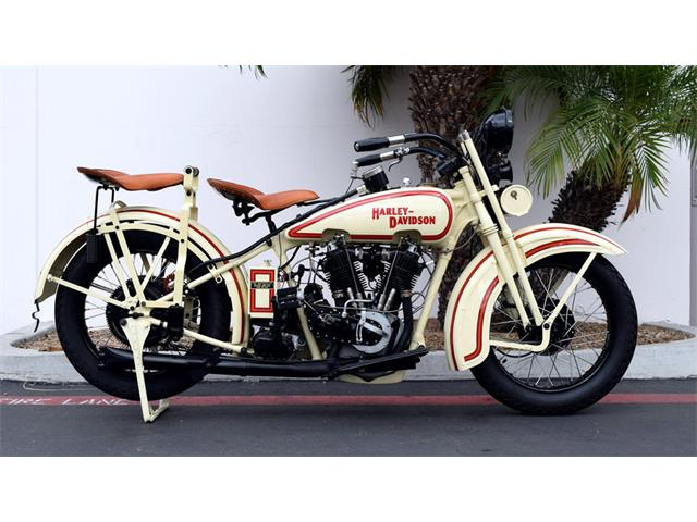 1928 Harley-Davidson Motorcycle | 929880