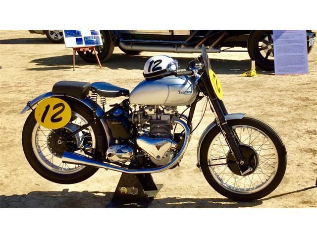 1949 Triumph G.P. Square Barrel   929881