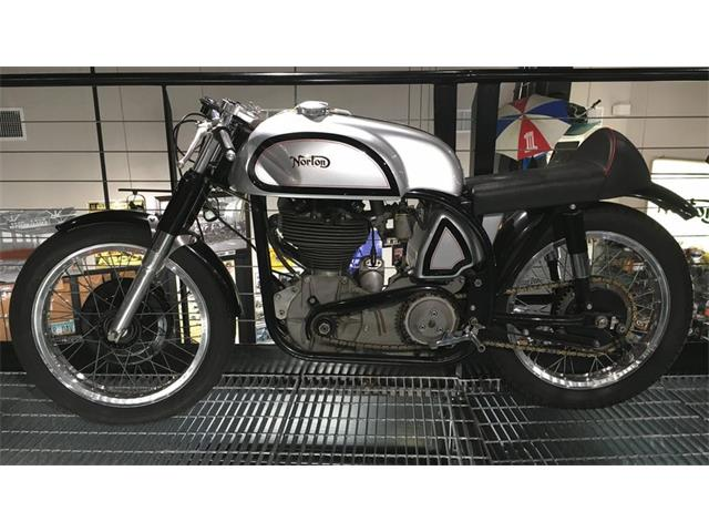 1949 Norton Man X Model 30 Featherbed   929884