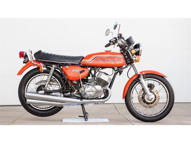 1972 Kawasaki H1 500 | 929898